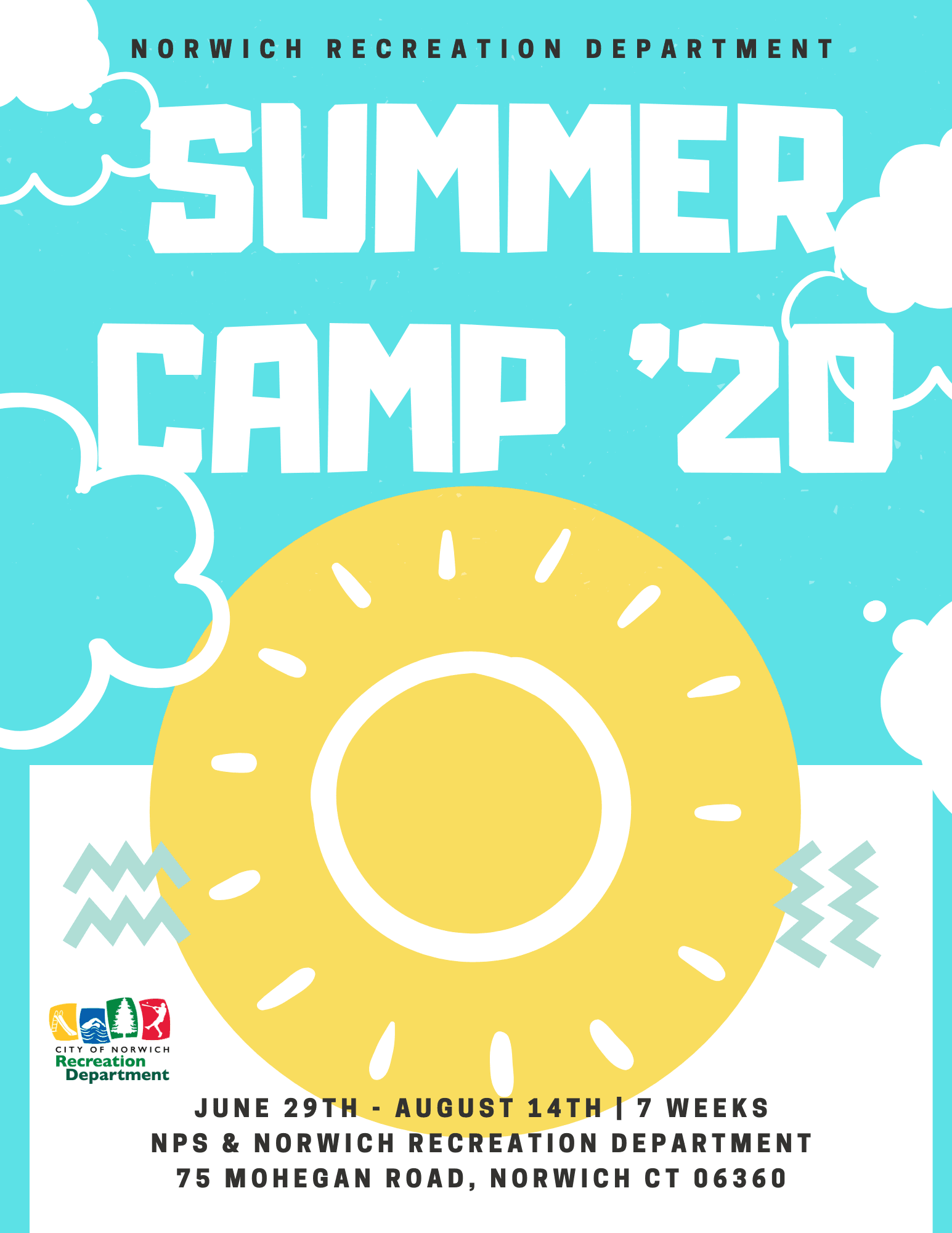 Summer Camp 2020 Brochure Opens in new window